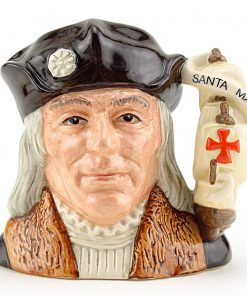 Christopher Columbus D6911 - Small - Royal Doulton Character Jug