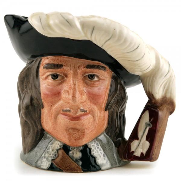 D'Artagnan D6764 - Small - Royal Doulton Character Jug