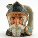 Don Quixote D6460 (Bone China) - Small - Royal Doulton Character Jug