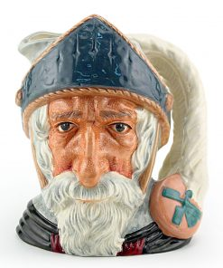 Don Quixote D6460 - Small - Royal Doulton Character Jug