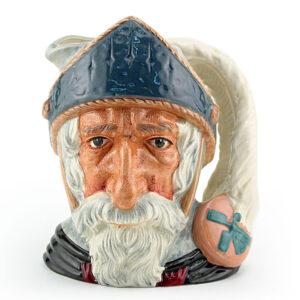 Don Quixote D6460 - Small - Royal Doulton Character Jug