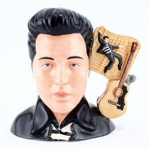 Elvis Jailhouse Rock EP14 - Royal Doulton Character Jug
