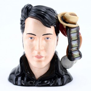 Elvis Stand Up EP15 - Royal Doulton Character Jug