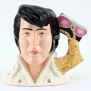 Elvis Vegas EP16 - Royal Doulton Character Jug