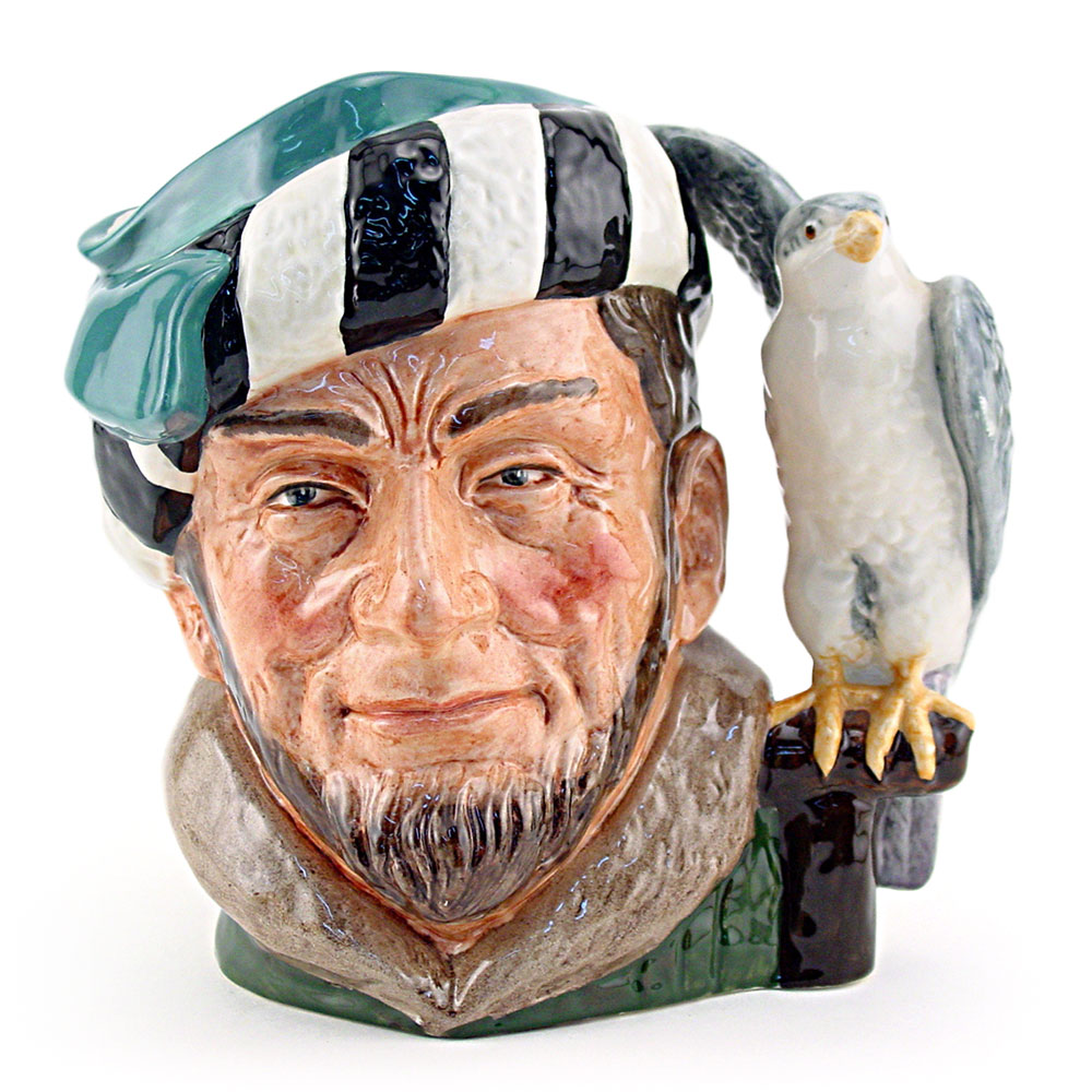 Falconer D6540 - Small - Royal Doulton Character Jug