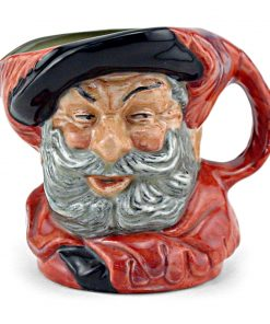 Falstaff D6385 - Small - Royal Doulton Character Jug