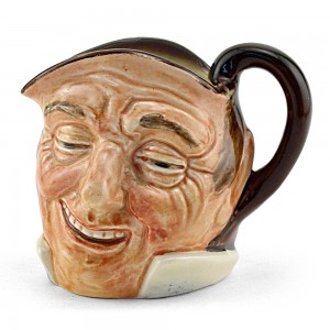 Farmer John (Handle Inside) D5789 - Small - Royal Doulton Character Jug