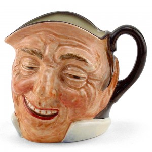 Farmer John D5789 (Handle Outside) - Small - Royal Doulton Character Jug