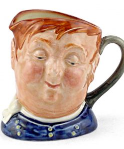 Fat Boy D5840 - Small - Royal Doulton Character Jug