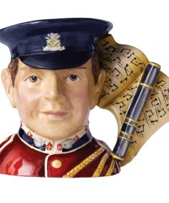 Fife Player D7217 - Small - Royal Doulton Character Jug