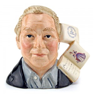 Figure Collector D7156 - Small - Royal Doulton Character Jug