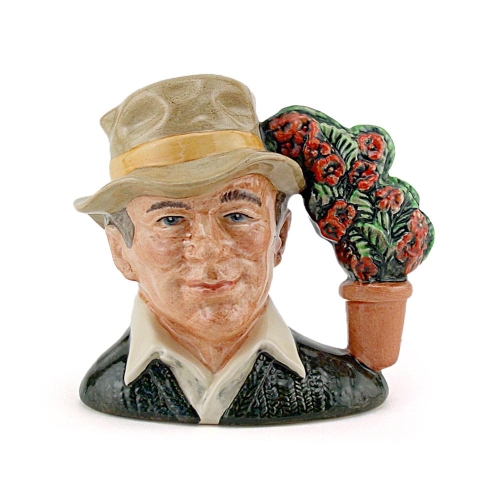 Gardener D6868 - Small - Royal Doulton Character Jug