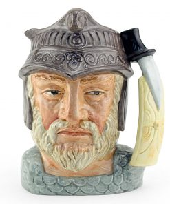 Gladiator D6553 - Small - Royal Doulton Character Jug