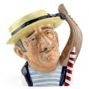 Gondolier D6592 - Small - Royal Doulton Character Jug