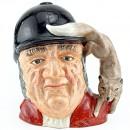Gone Away D6538 - Small - Royal Doulton Character Jug