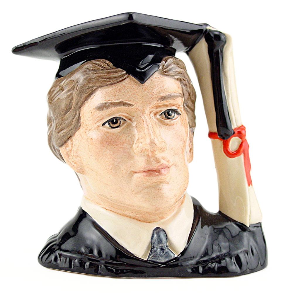 Graduate D6916 - Small - Royal Doulton Character Jug
