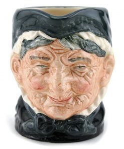 Granny (Bone China) D6384 - Small - Royal Doulton Character Jug