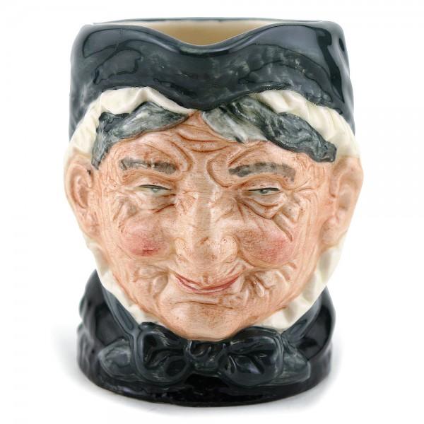 Granny (Bone China) D6384 - Small - Royal Doulton Character Jug