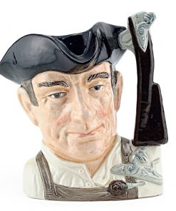 Gunsmith D6580 - Small - Royal Doulton Character Jug