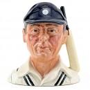 Hampshire Cricketer D6739 - Small - Royal Doulton Character Jug