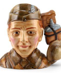 Homeguard D7207 - Small - Royal Doulton Character Jug