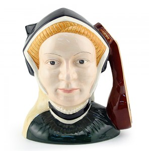Jane Seymour D6746 - Small - Royal Doulton Character Jug