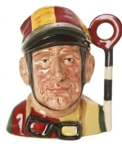 Jockey Winning Pole Prototype - Small - Royal Doulton Character Jug