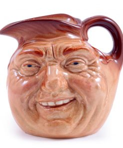 John Barleycorn D5735 (Handle Outside) - Small - Royal Doulton Character Jug