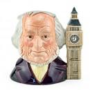 John Doulton 8 O'Clock D6656 - Small - Royal Doulton Character Jug