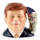 John F. Kennedy D7247 - Small - Royal Doulton Character Jug