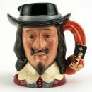 King Charles I D6985 - Small - Royal Doulton Character Jug