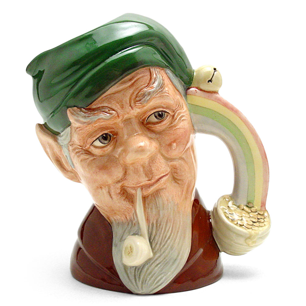Leprechaun D6899 - Small - Royal Doulton Character Jug