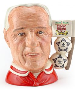Liverpool Centenary D6914 - Small - Royal Doulton Character Jug