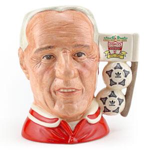 Liverpool Centenary D6914 - Small - Royal Doulton Character Jug