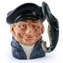 Lobsterman (Bone China) D6620 - Royal Doulton Character Jug