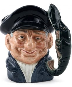 Lobsterman D6620 - Small - Royal Doulton Character Jug