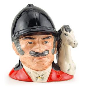 Master Equestrian D6898 - Small - Royal Doulton Character Jug