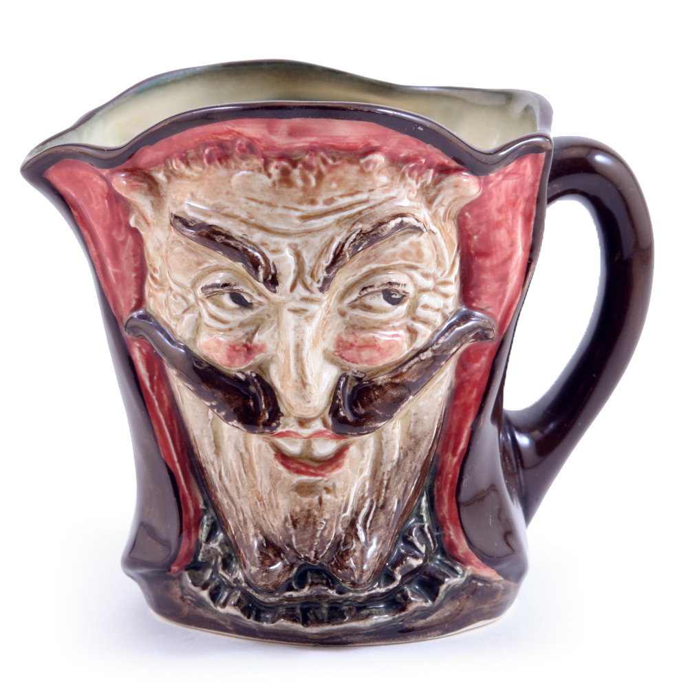 Mephistopheles D5758 (Without Verse) - Small - Royal Doulton Character Jug