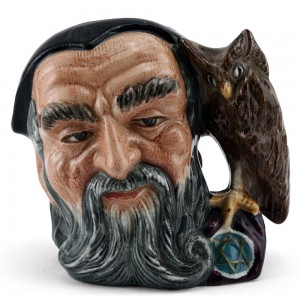 Merlin D6536 - Small - Royal Doulton Character Jug