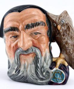 Merlin Owl BC D6536 - Royal Doulton Character Jug