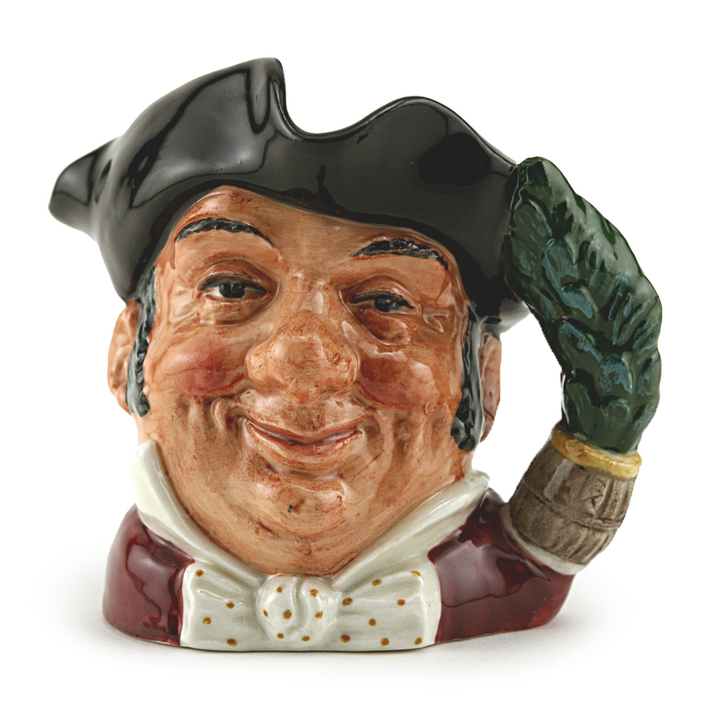 Mine Host D6470 (Bone China) - Small - Royal Doulton Character Jug