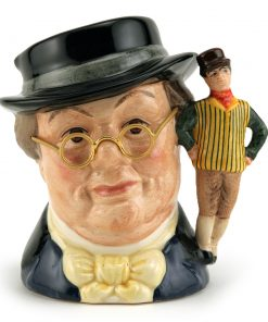 Mr Pickwick New D7025 - Small - Royal Doulton Character Jug