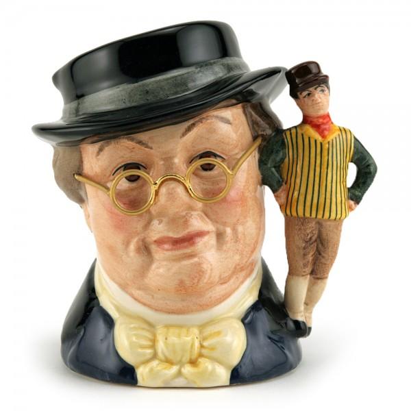 Mr Pickwick New D7025 - Small - Royal Doulton Character Jug