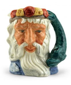 Neptune D6552 (Bone China) - Small - Royal Doulton Character Jug
