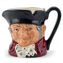 Old Charley Higbee D6791 - Small - Royal Doulton Character Jug
