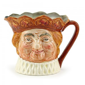 Old King Cole D6037 - Small - Royal Doulton Character Jug