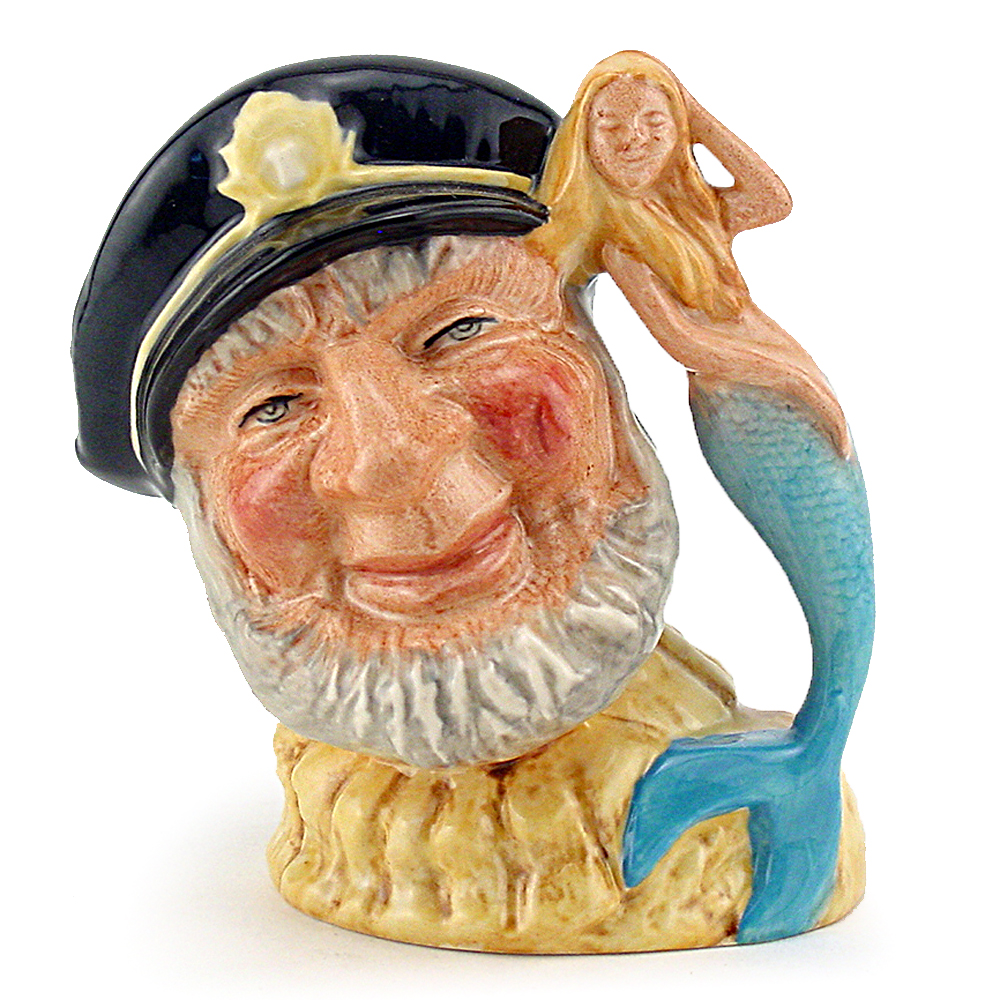 Old Salt D7153 (Colorway) - Small - Royal Doulton Character Jug