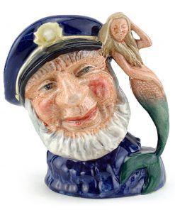 Old Salt D6554 - Small - Royal Doulton Character Jug