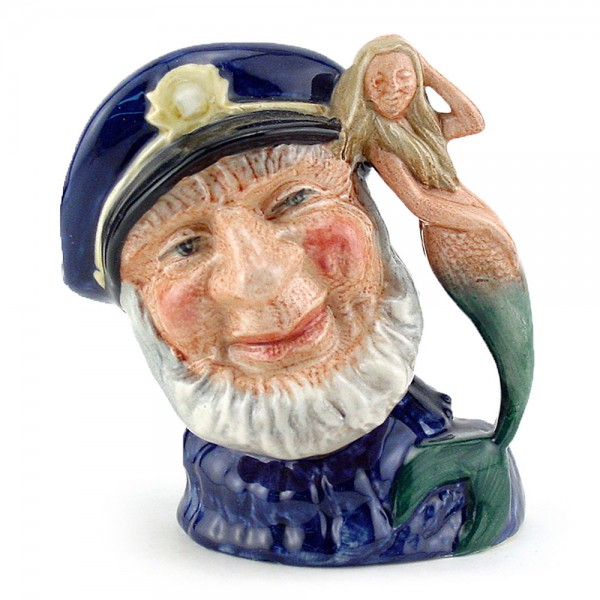 Old Salt D6554 - Small - Royal Doulton Character Jug
