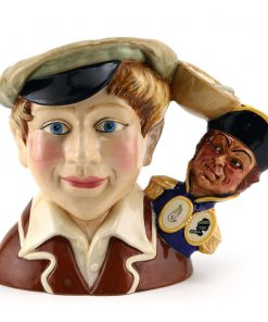 Oliver Twist D7218 - Small - Royal Doulton Character Jug